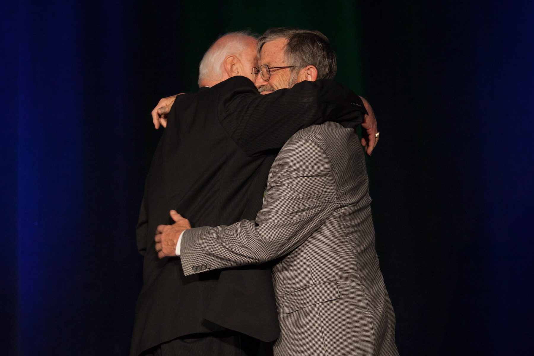 Bayaud 50th Luncheon - David Henninger Clay MacDonald Hug